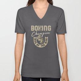Heavy Boxing Unisex V-Neck