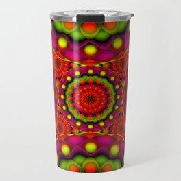 Psychedelic Visions G147 Travel Mug