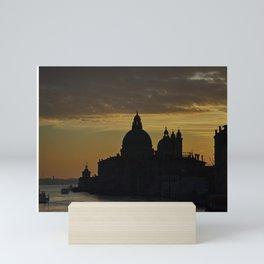 Venice from the Accademia Bridge Mini Art Print