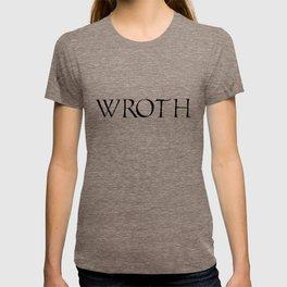 Wroth T-shirt