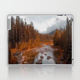 Mountain river Laptop & iPad Skin