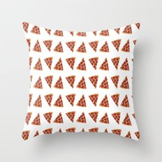 Pizza All Day  Throw Pillow