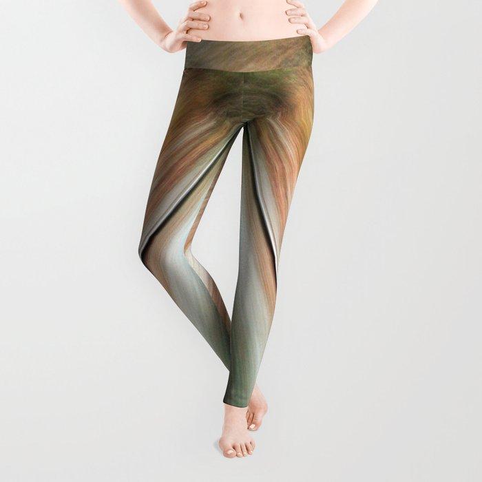 Abstract 33 Leggings
