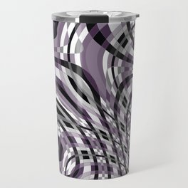 Abstract 360 Travel Mug