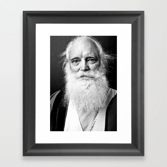 Rodney Framed Art Print