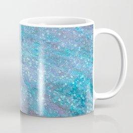 Iridescent Glitter Coffee Mug