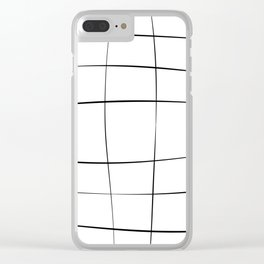 wo Clear iPhone Case