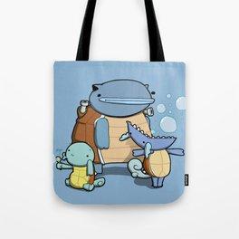 Pokémon - Number 7, 8 & 9 Tote Bag