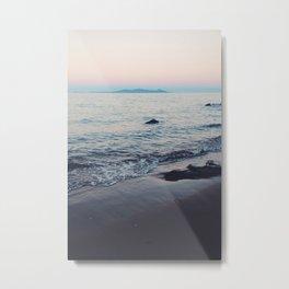 Pallarenda Beach Metal Print