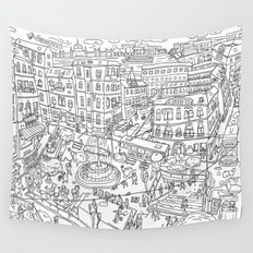 Budapest X Wall Tapestry