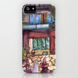 architecture magic iPhone Case