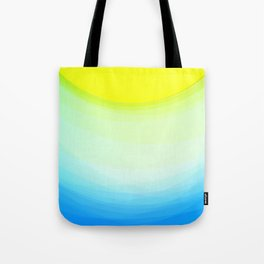 SUNNY DAY - Abstract Graphic Iphone Case Tote Bag