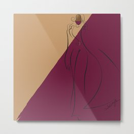 Michelle Slay 2021 Metal Print