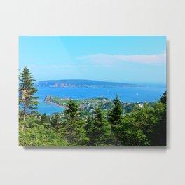 Bonaventure Island Metal Print