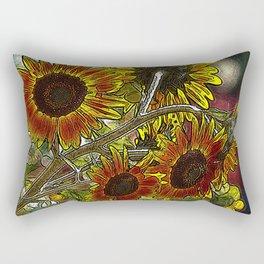 Sunflower20150808 Rectangular Pillow