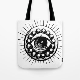 Black Eye of Agamotto Tote Bag