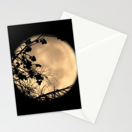 Crepe Myrtles and Moonlight Stationery Cards