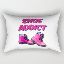 Shoe Addict Rectangular Pillow