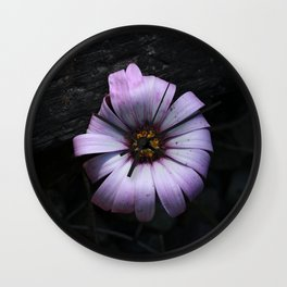 Your purple reflexion Wall Clock