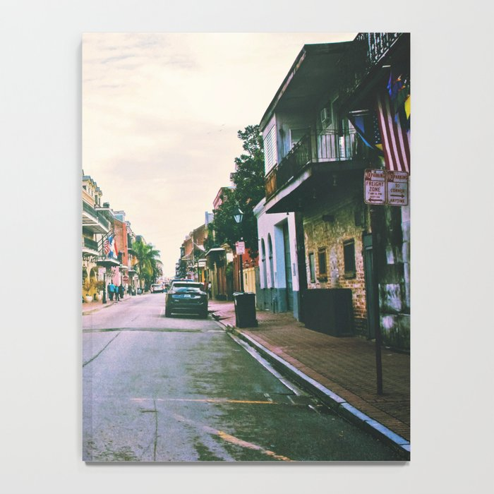 To Miss New Orleans Notebook