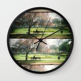 Imagination Garden Wall Clock