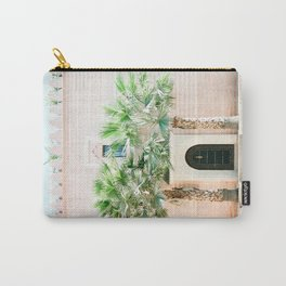 "Travel photography print ""Magical Marrakech"" photo art made in Morocco. Pastel colored. Carry-All Pouch"