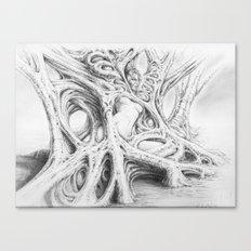 Driade 3 Canvas Print