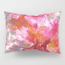 Magenta Explosion Pillow Sham