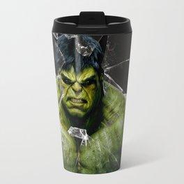 Angry HULK  Travel Mug