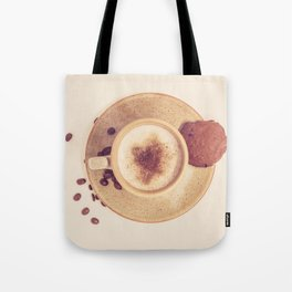 Vintage Coffee Love Photography Tote Bag