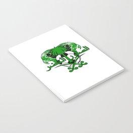 Saudi Arabia الصقور الخضر (Green Falcons) ~Group A~ Notebook