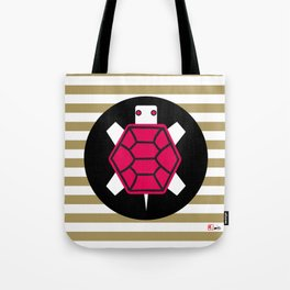 Kame - Lucky signs serie Tote Bag