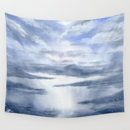 As Above, So Below. Wall Tapestry
