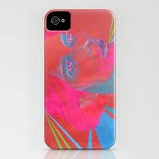 If Your Skull Was Fushia Slim Case iPhone (4, 4s)
