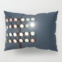 Beneath Friday Night Lights Pillow Sham
