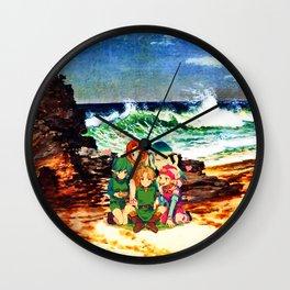 zelda all Wall Clock