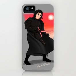Kylo iPhone Case