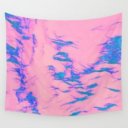 I See Beauty - Orchid Crush Wall Tapestry