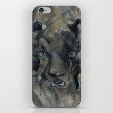The Black Leopard iPhone & iPod Skin