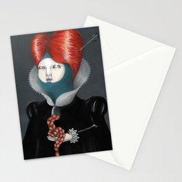 Encarnación: María Stationery Cards