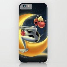 Crazy Moon Cow Slim Case iPhone 6s