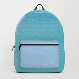 Above the sea Backpack