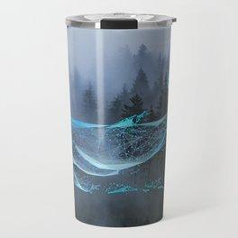 Whale Music Travel Mug