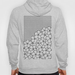 Forget Me Knot Grid Hoody