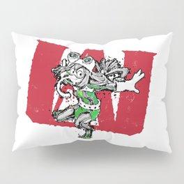 U.A. Froppy Pillow Sham