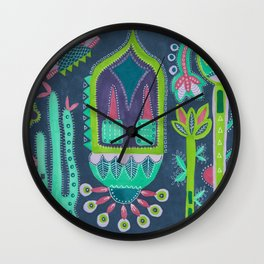 Rajasthan Wall Clock