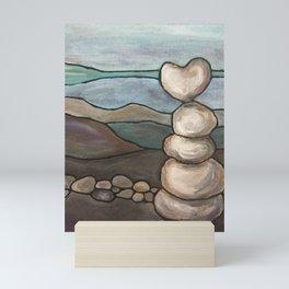 Rockpile Mini Art Print