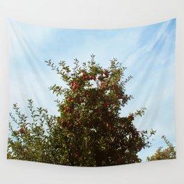 Apple Tree Wall Tapestry