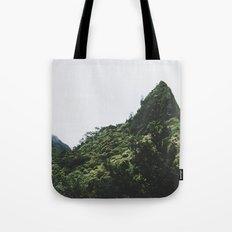 Pali Point Tote Bag