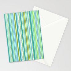 Candy Stripe 1 Stationery Cards